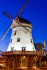 A windmill restaurant built in 1916, still operating and a classic Saint Louis landmark