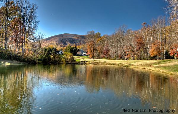 Along Stoney Creek Golf Course, November 9