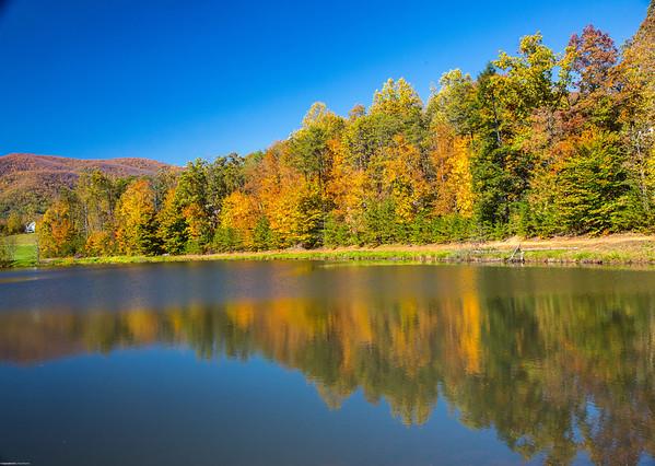 Lake at Stoney Creek
