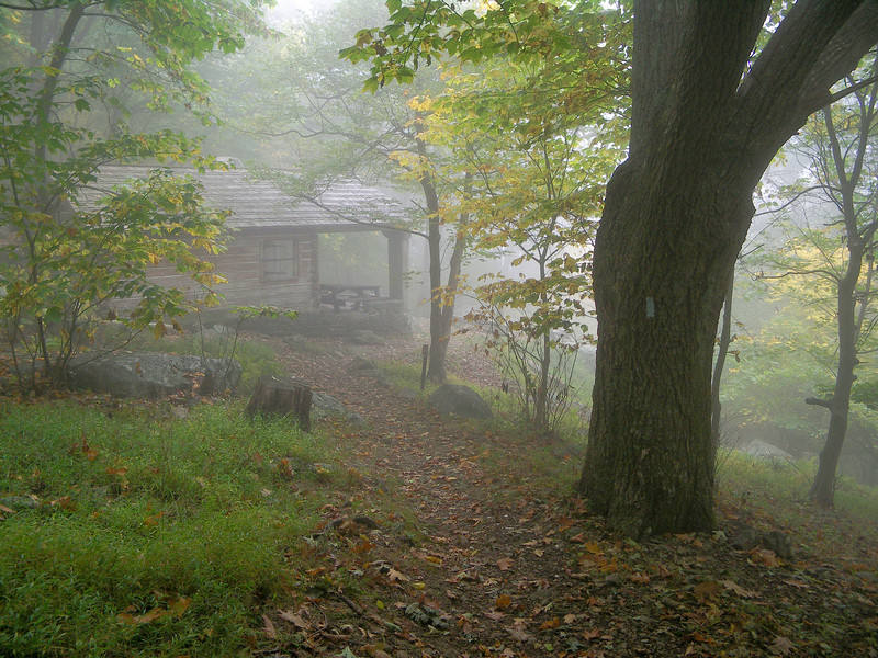 Rock Spring Cabin near Big Meadows, Shenandoah National Park