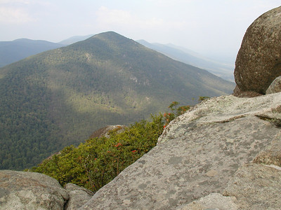 View of Flat Top from Sharp Top, Peaks of Otter
