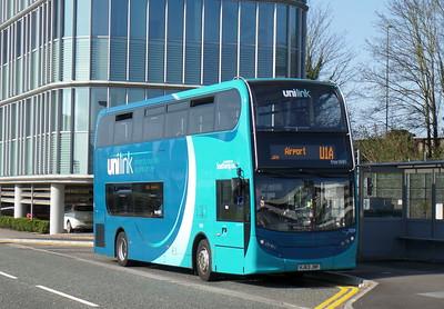 1559 - HJ63JNF - Southampton (Airport Parkway station)