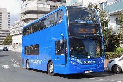 1553 - HJ63JLV - Southampton (Blechynden Terrace)