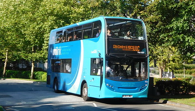 1556 - HF63JMU - Southampton (Highfield University campus)
