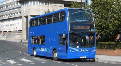 1557 - HJ63JMV - Southampton (Blechynden Terrace)