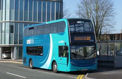 1568 - HJ63JOA - Southampton (Airport Parkway station)