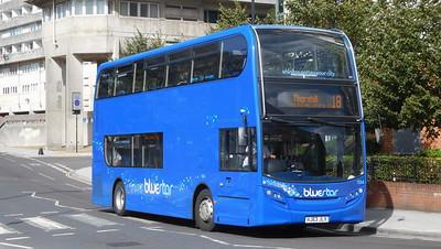 1554 - HJ63JLX - Southampton (Blechynden Terrace)