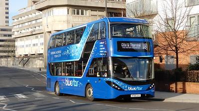 1248 - HF68DXS - Southampton (Blechynden Terrace)