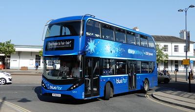 1251 - HF68DXV - Eastleigh (Station Hill)