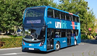 1201 - HF18FDU - Southampton (Highfield University campus)
