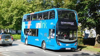1202 - HF18FDV - Southampton (Highfield University campus)