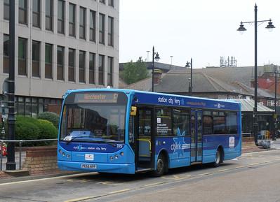 3351 - PE55WPP - Eastleigh (bus station) - 20.9.14