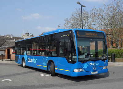 2432 - HX06EZA - Romsey - 12.4.10