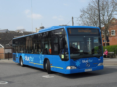 2438 - HX06EZG - Romsey - 12.4.10