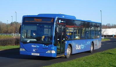 2434 - HX06EZC - Lordshill