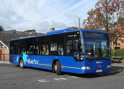 2436 - HX06EZE - Romsey - 19.10.10