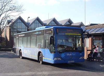 2431 - HX06EYZ - Romsey - 4.3.08