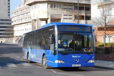 2439 - HX06EZH - Southampton (Blechynden Terrace)