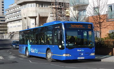 2436 - HX06EXE - Southampton (Bechynden Terrace)