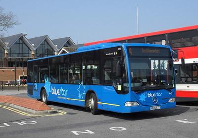 2434 - HX06EZC - Romsey - 12.4.10
