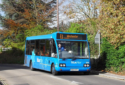 3604 - R604NFX - Allbrook Hill - 4.11.09