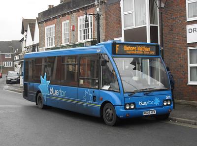 3609 - R609NFX - Bishops Waltham - 10.12.10