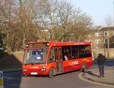 3669 - V669DFX - Winchester (bus station) - 12.2.08