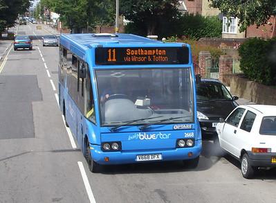 3668 - V668DFX - Millbrook - 30.7.08