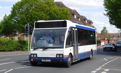 3688 - X688XJT - Romsey