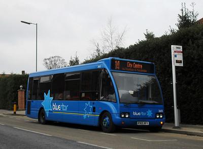 3605 - R905NFX - Highfield (Southampton) - 12.2.10