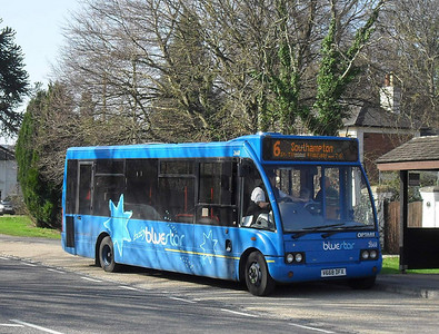 3668 - V668DFX - Lyndhurst (Park Hotel) - 2.3.11