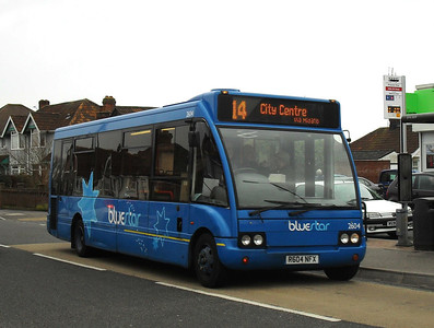 3604 - R604NFX - Midanbury (Witts Hill) - 8.2.10