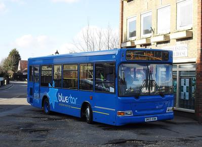 3305 - SN03EBX - Hythe (Ferry Yard) - 26.2.10