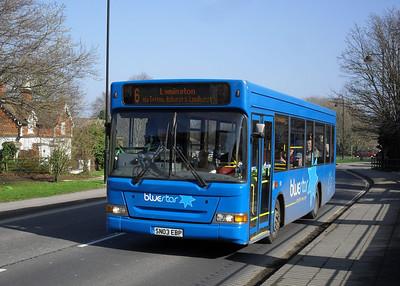 3302 - SN03EBP - Lyndhurst (Park Hotel) - 2.3.11