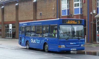 3302 - SN03EBP - Easteigh (bus station)