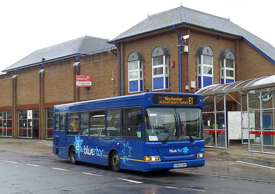 3302 - SN03EBP - Eastleigh (bus station) - 28.9.13
