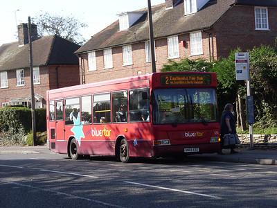 3306 - SN03EBZ - Swaythling (Stoneham Lane) - 8.10.08