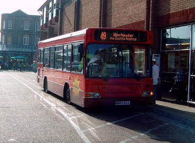 3307 - SN03ECA - Eastleigh (bus station) - 15.10.05