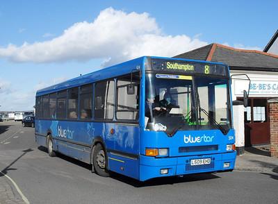 504 - L509EHD - Hythe (town centre) - 26.2.10