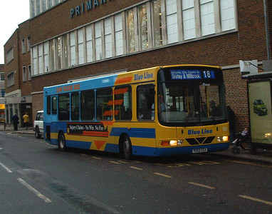 old 553 - YG52CEA - Southampton (city centre) - 1.2.04