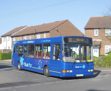 3407 - YG52CLO - Thornhill (Eastpoint Centre) - 26.3.12