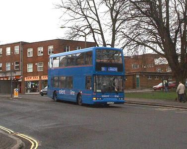 1749 - T749JPO - Southampton (city centre) - 1.2.04