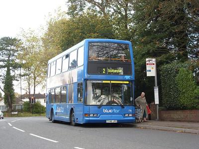 1746 - T746JPO - Swaythling (Stoneham Lane) - 28.10.08