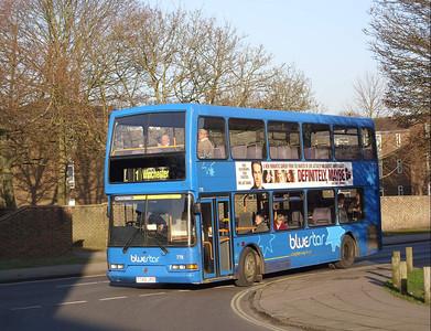 1748 - T748JPO - Winchester (Friarsgate) - 12.2.08