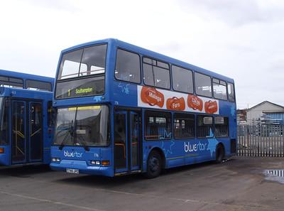 1746 - T746JPO - Barton Park depot - 25.3.08