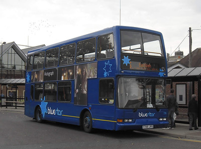 1749 - T749JPO - Romsey (bus station) - 24.10.11