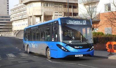 2757 - HF66DRO - Southampton (Blechynden Terrace)
