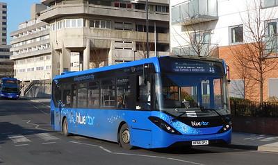 2756 - HF66DPZ - Southampton (Blechynden Terrace)