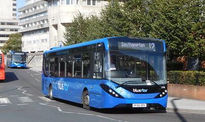 2758 - HF66DRV - Southampton (Blechynden Terrace)