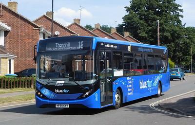 2745 - HF65CXV - Thornhill (Tunstall Road)